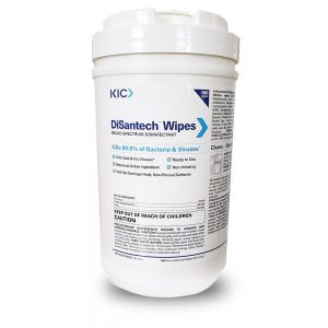 DiSantech Wipes Disinfectant